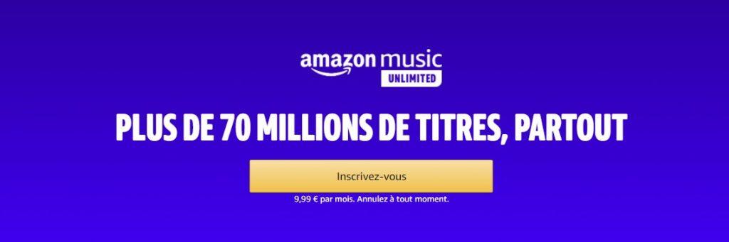 amazon music avis